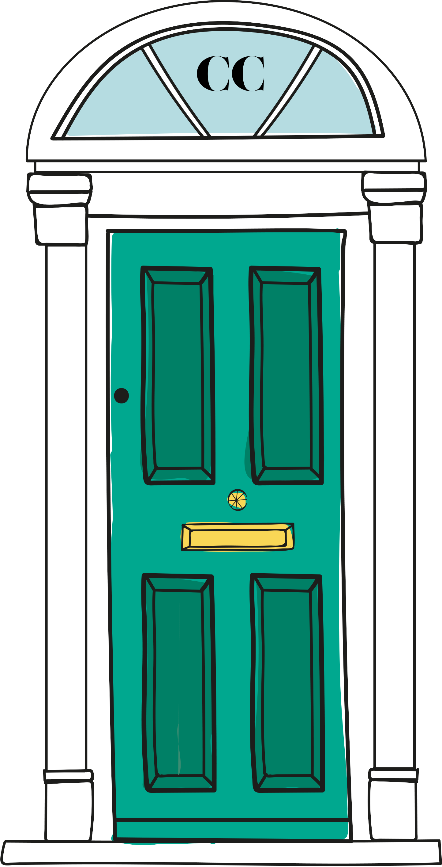 door-colour